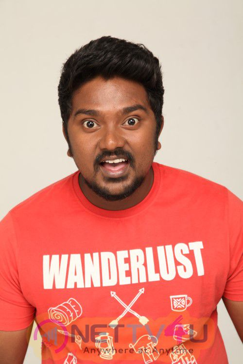 Actor Bala Saravanan Latest Exclusive Images