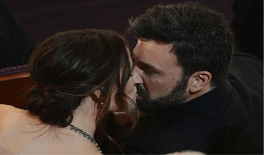 Actor Ben Affleck And Actress Jennifer Garner Had Been Spotted Getting Cozy With Each Other