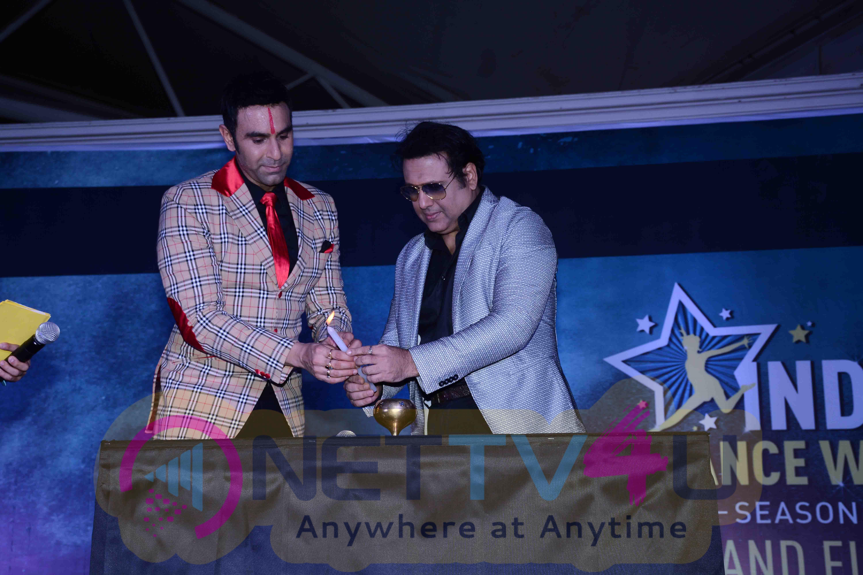 Actor Govinda Inaugurated Sandip Soparrkar 3rd India Dance Week Exclusive Stills