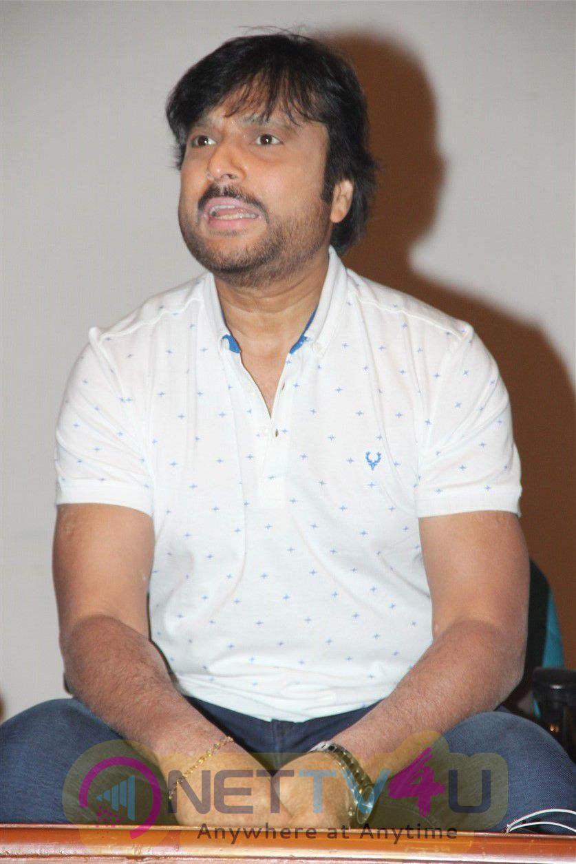 Actor Karthik Press Meet Excellent Photos