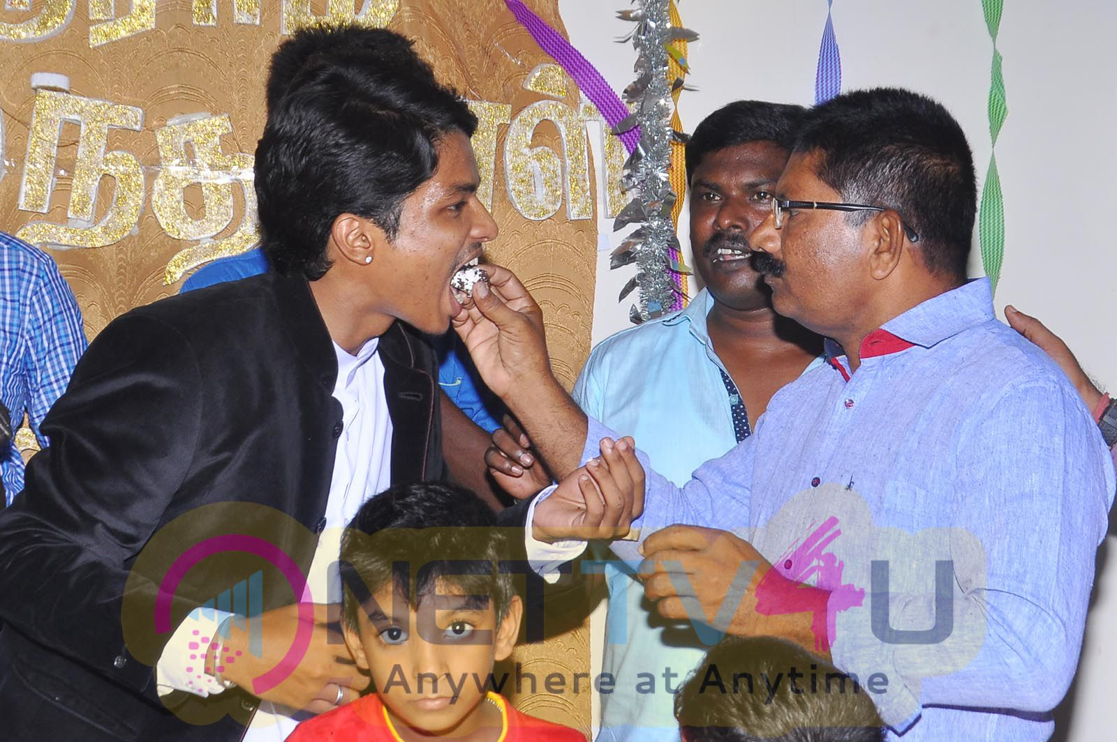 Actor Sriram Birthday Celebration Photos