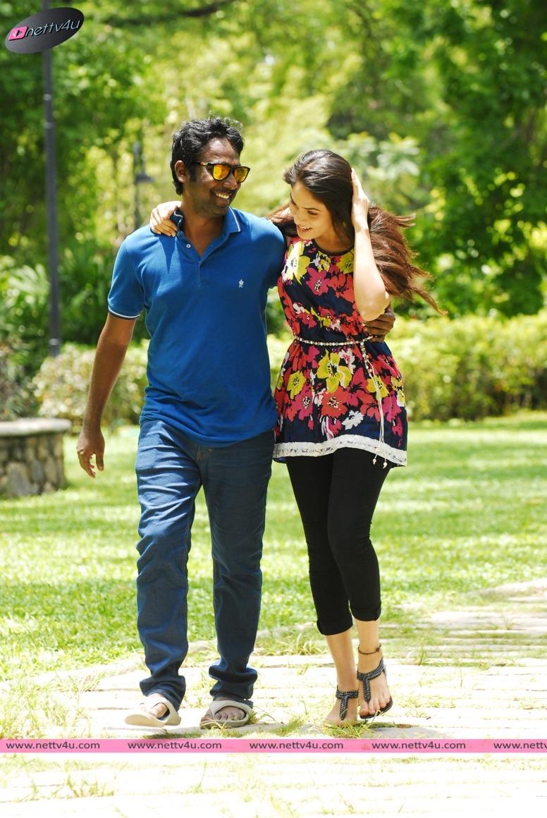 Actor Vijay Vasanth's Jigina Movie Stills First Look