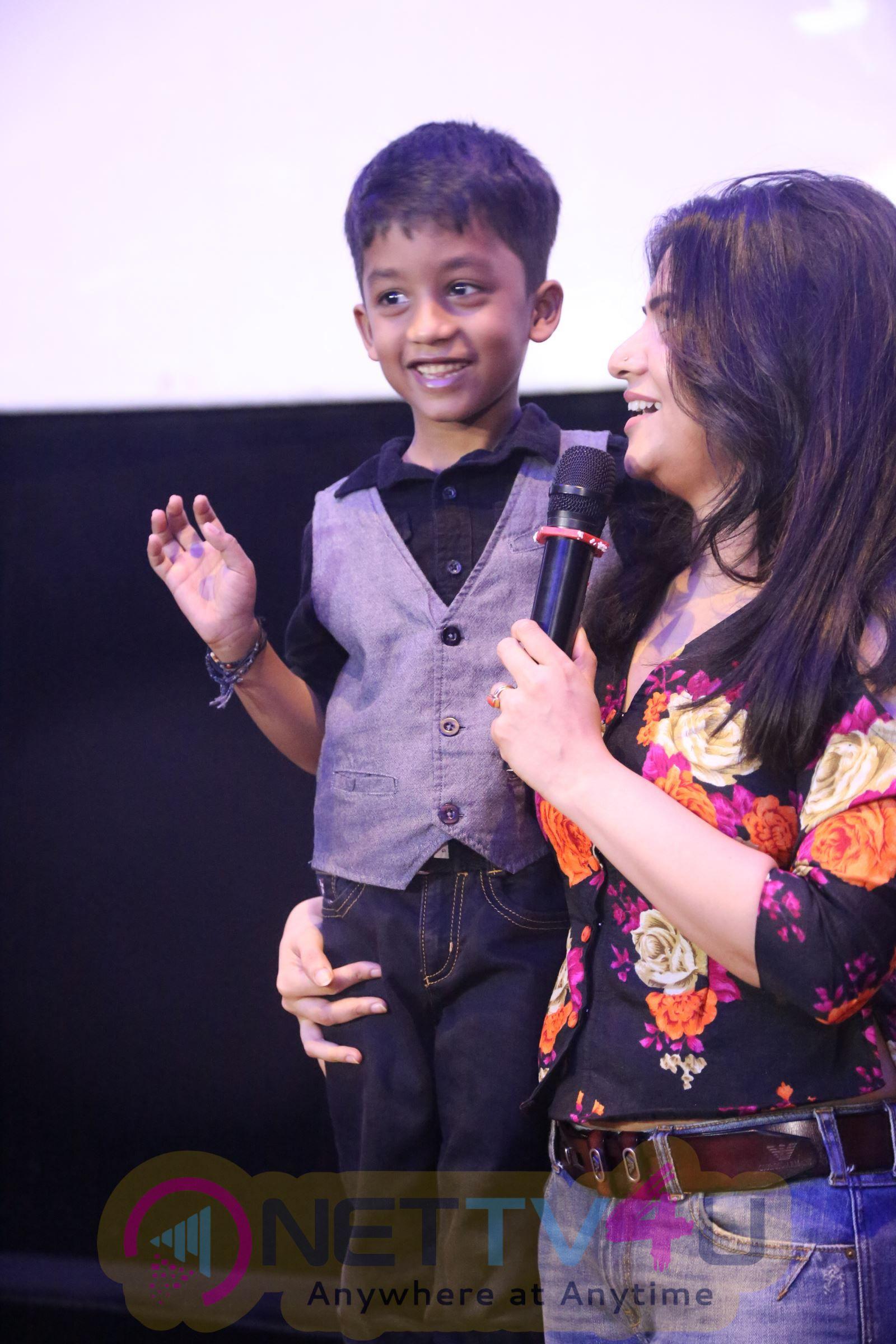 Actor Vikram Spirit Of Chennai Video Album Launch Exclusive Photos