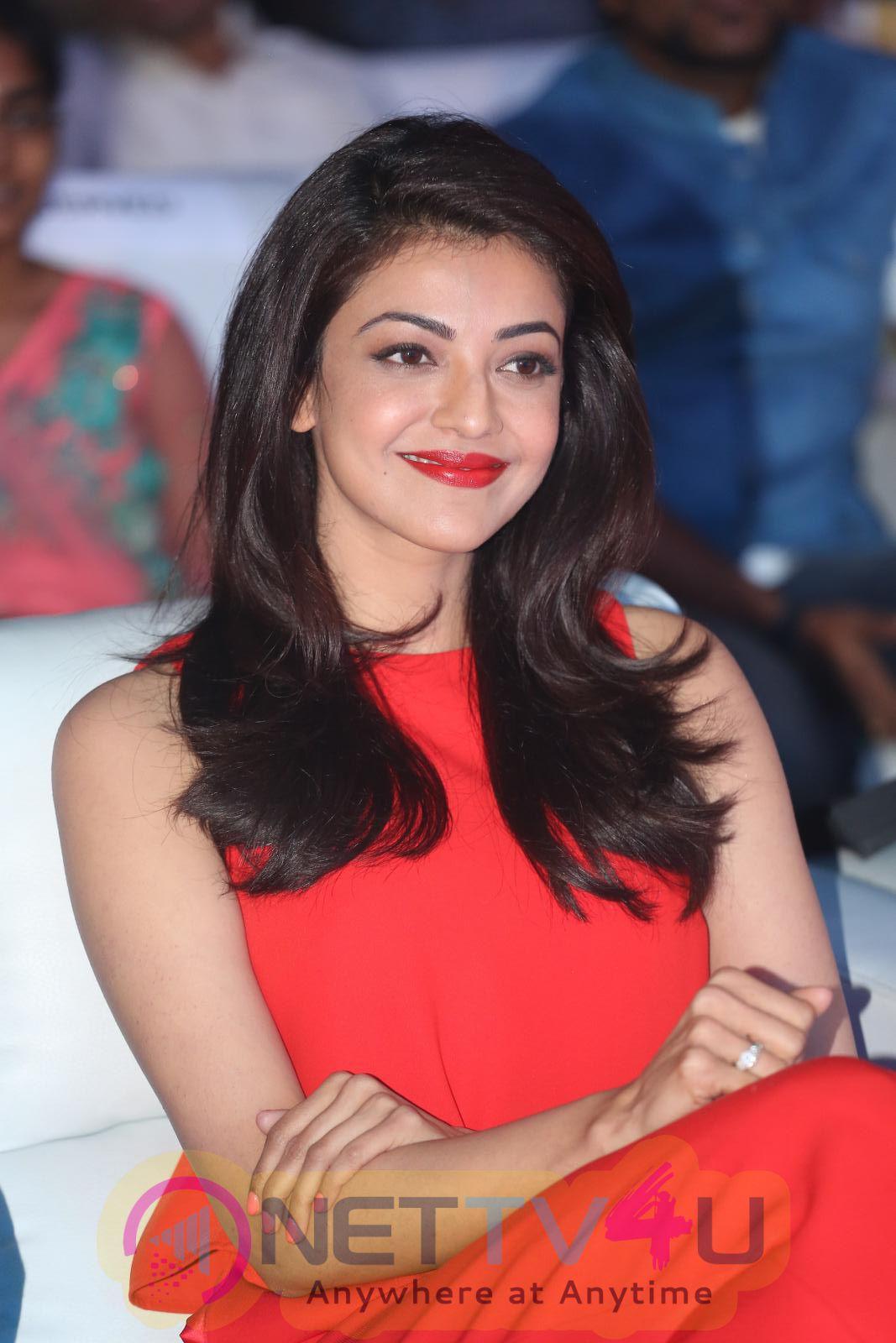 Actress Kajal Agarwal Glamauor Photo Shoot Images Tamil Gallery