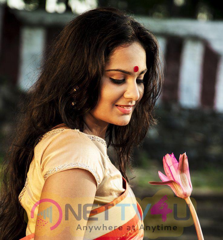 Actress Lakshmi Priya Latest Stills