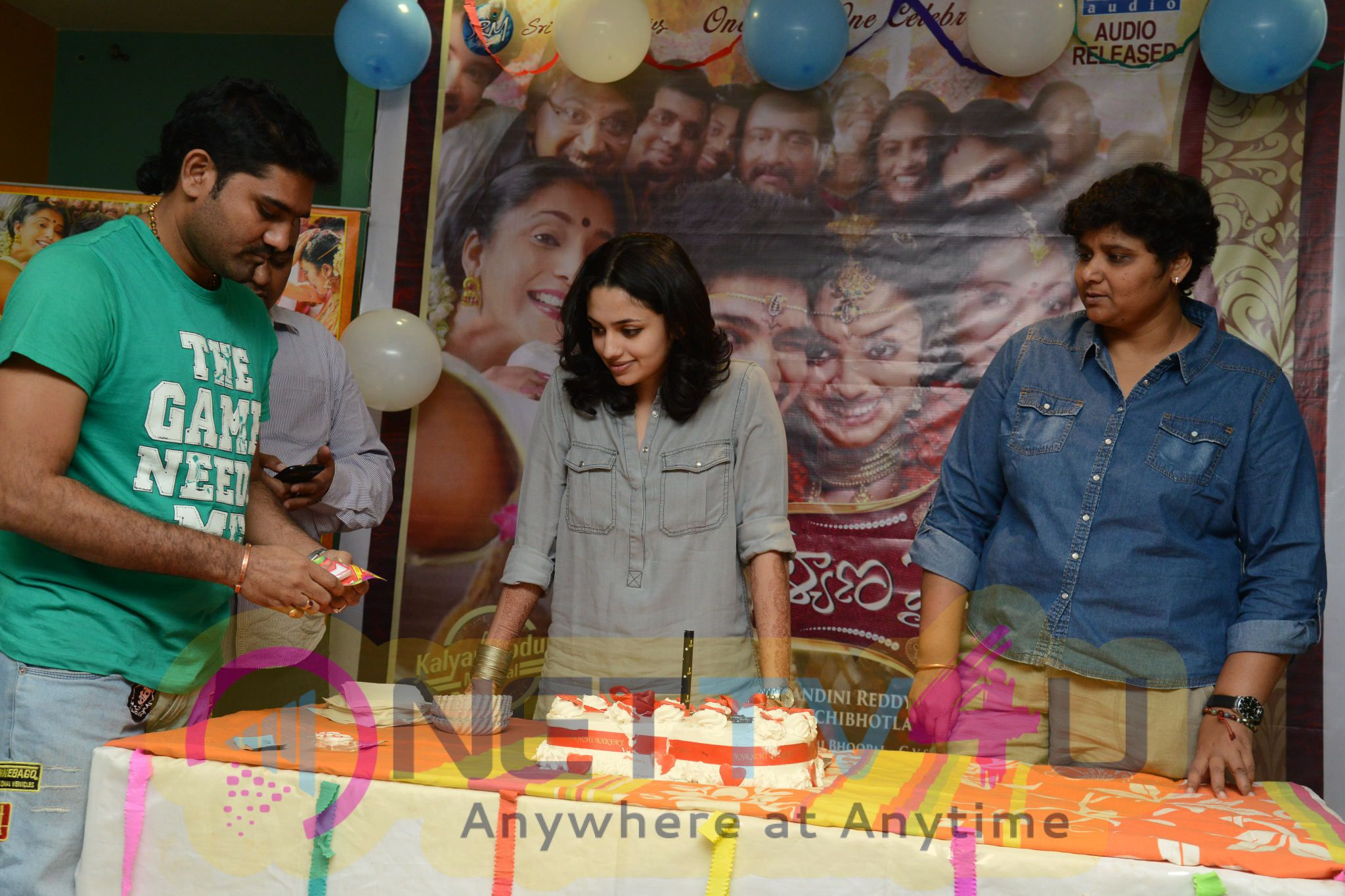actress malavika nair birthday 2016 celebration photos 1