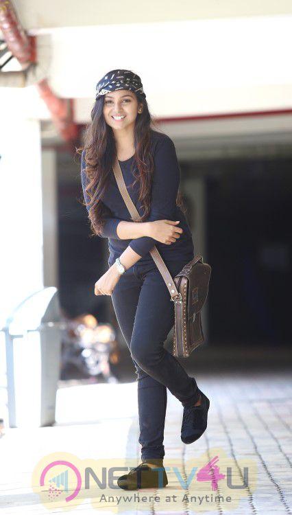 Actress Mrudula Murali New Photo Shoot Images