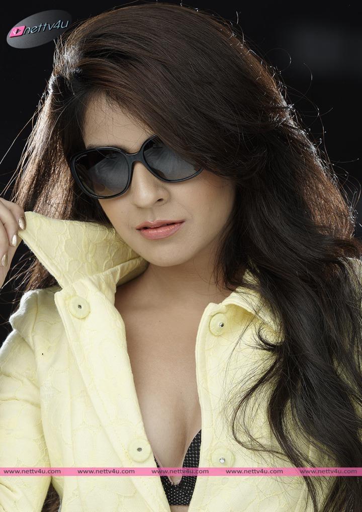 Actress Neha Pawar Hot Photographs First Look