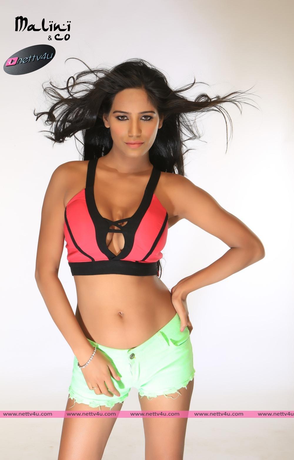 Actress Poonam Pandey Hot Photos First Look