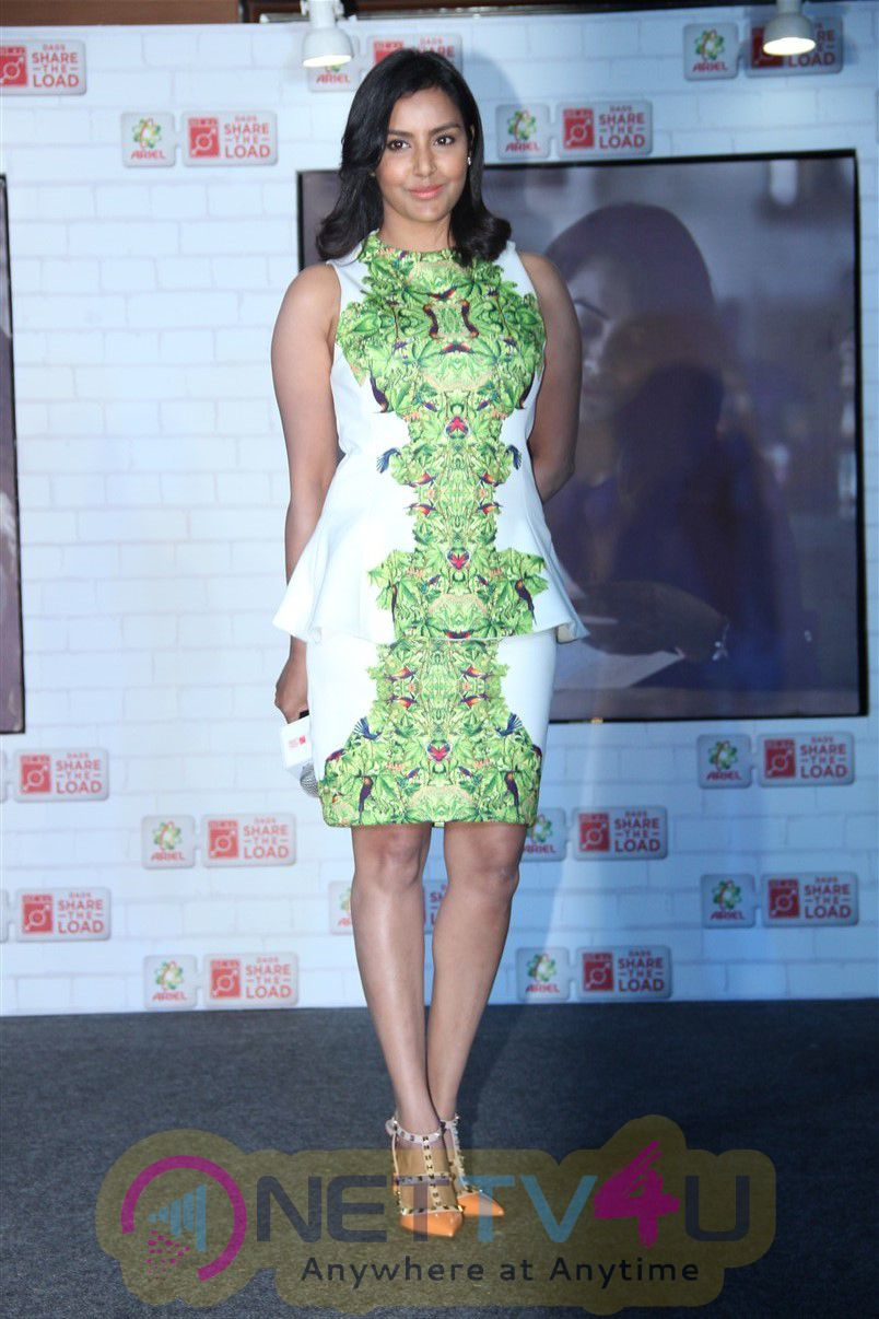 Actress Priya Anand Ariel India Joins Women Across The Country In Asking Dads