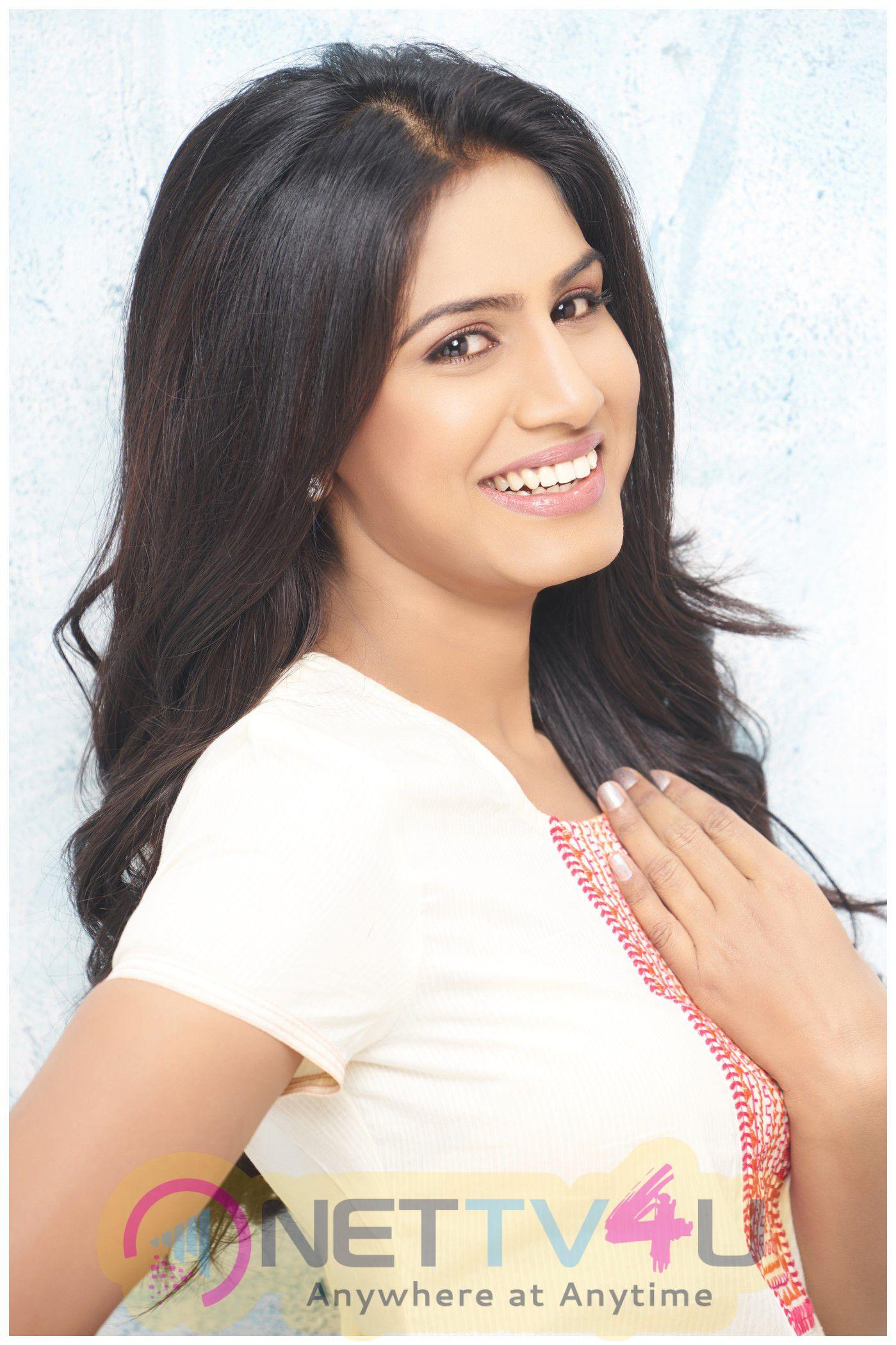 Actress Satvi Lingala Photo Shoot Images