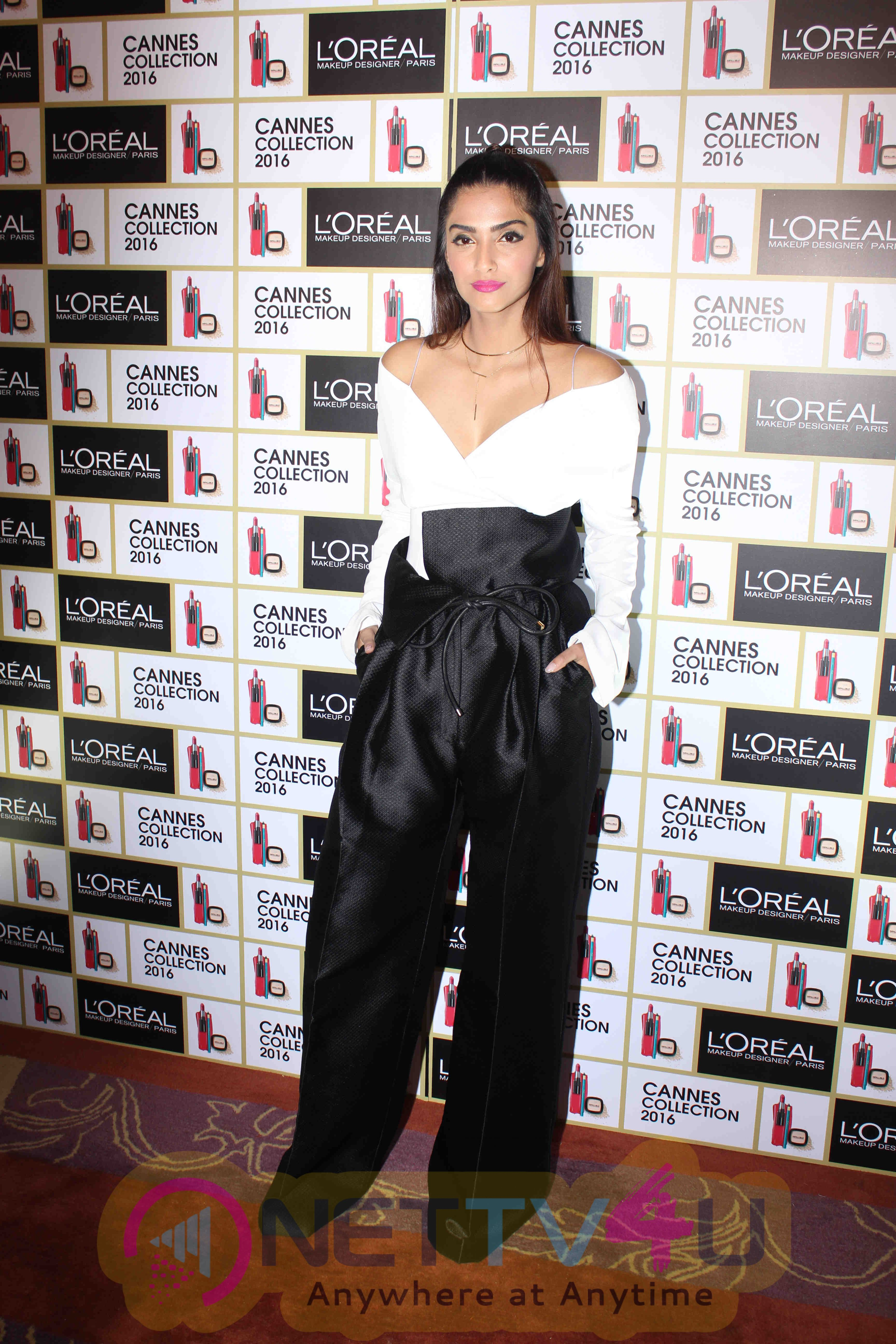 Actress Sonam Kapoor At Cannes Film Festival Fanciful Photos Hindi Gallery