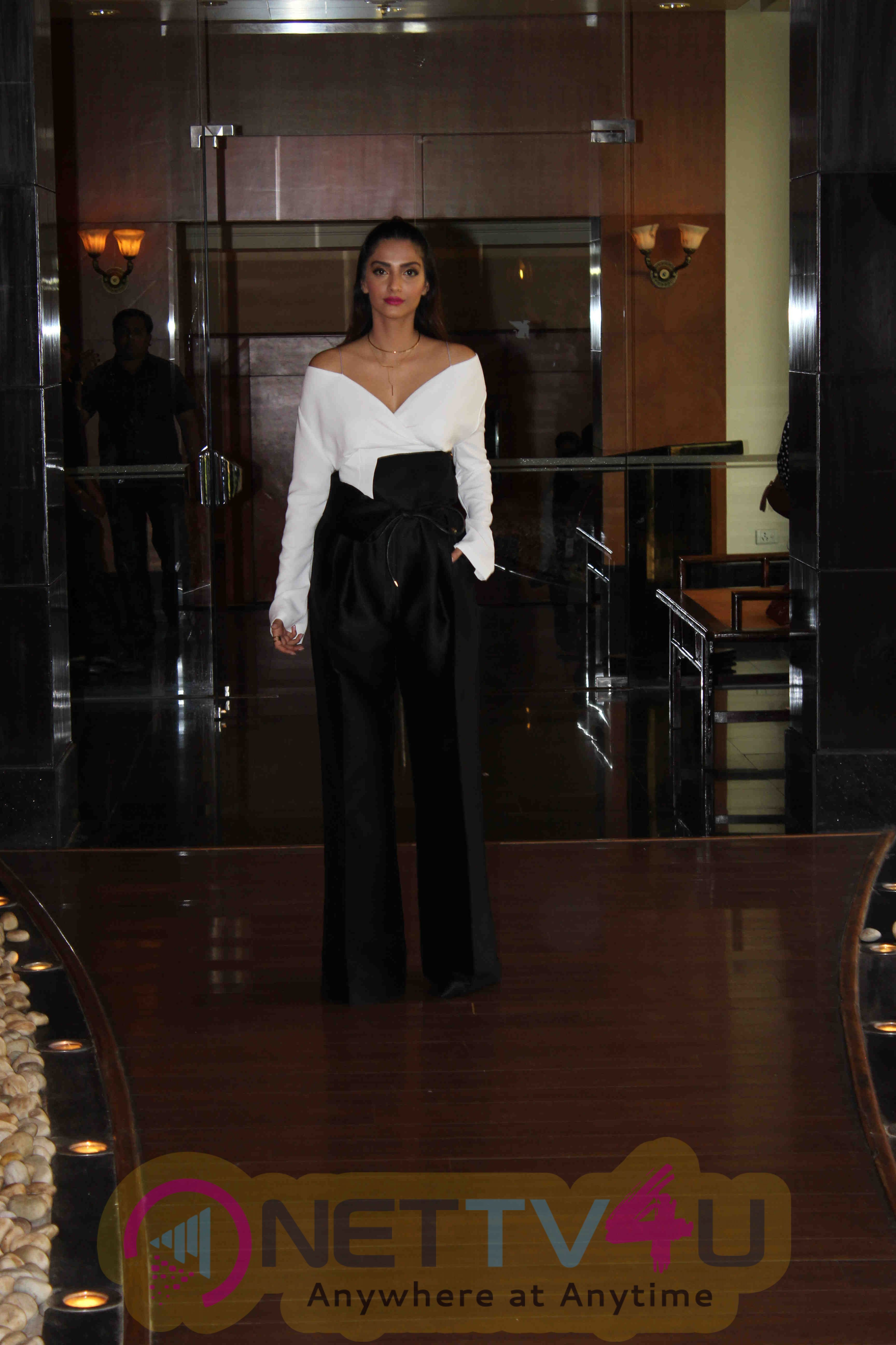 Actress Sonam Kapoor At Cannes Film Festival Fanciful Photos