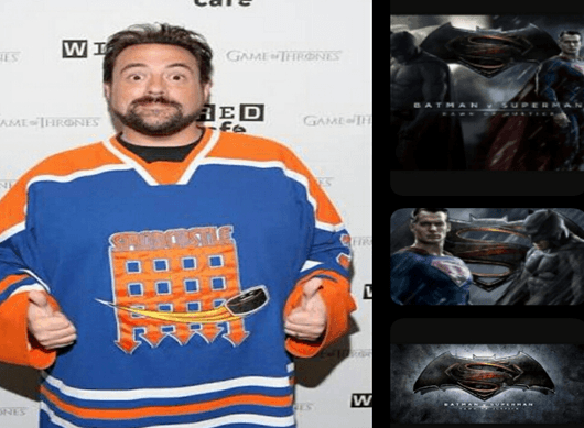 Affleck BATMAN Script Better Than BATMAN VS SUPERMAN Says KEVIN SMITH