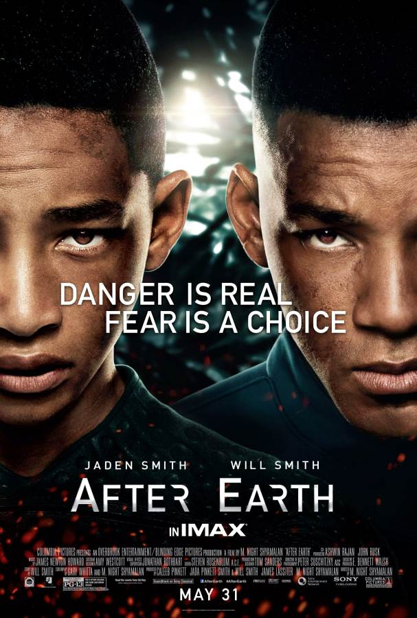 After Earth Movie Review English