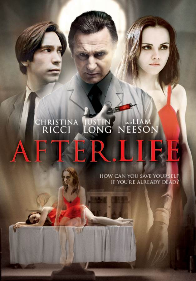 After.Life Movie Review English