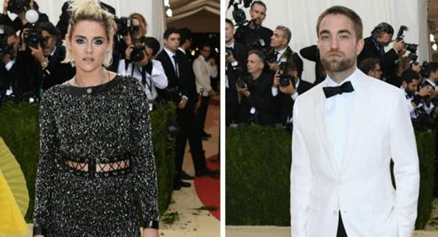What did Kristen Stewart miss after meeting Robert Pattison?