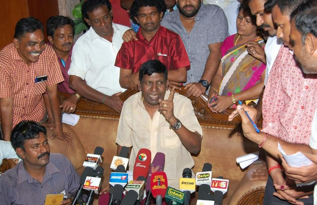 After Vishal, It Is Now Vadivelu!