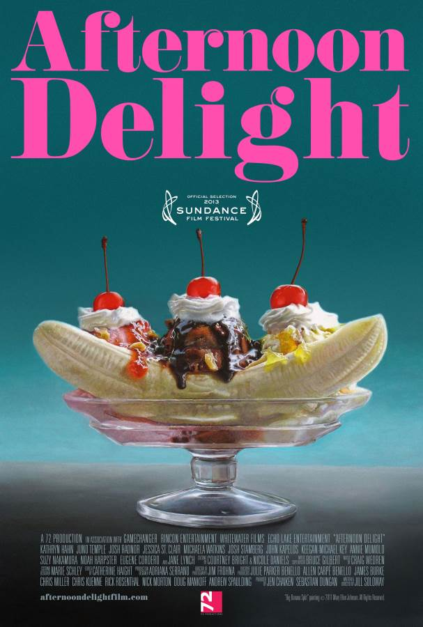 Afternoon Delight Movie Review English