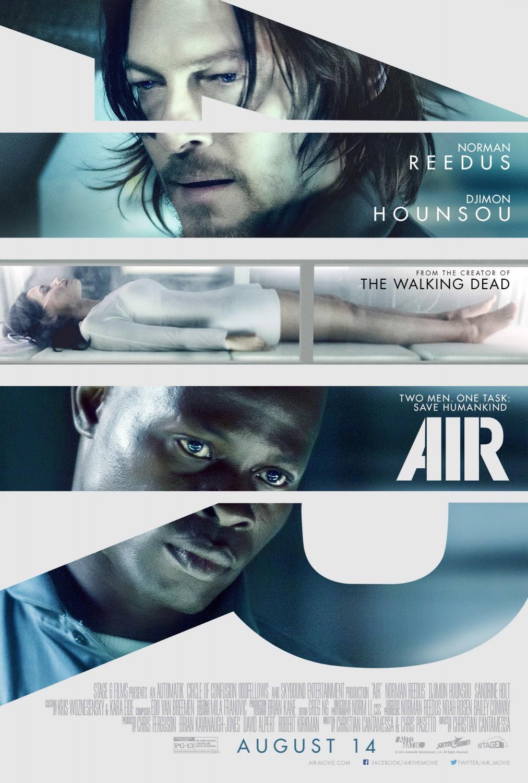 Air Movie Review English