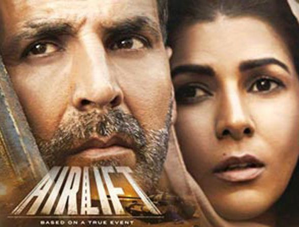 Airlift Lifts Up Akshay's Career!