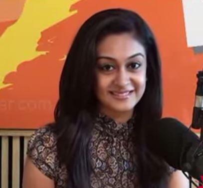 Aishwarya Arjun Tamil Actress