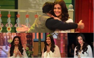Aishwarya Is The Next Guest At Kapil Sharma's Show