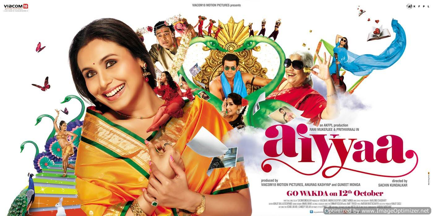 Aiyyaa  Movie Review Hindi