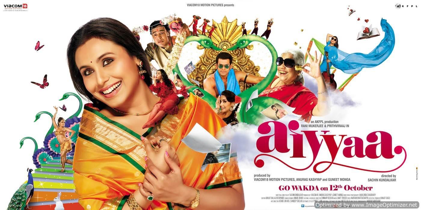Aiyyaa  Movie Review Hindi