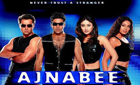Ajanabee Movie Review Hindi Movie Review