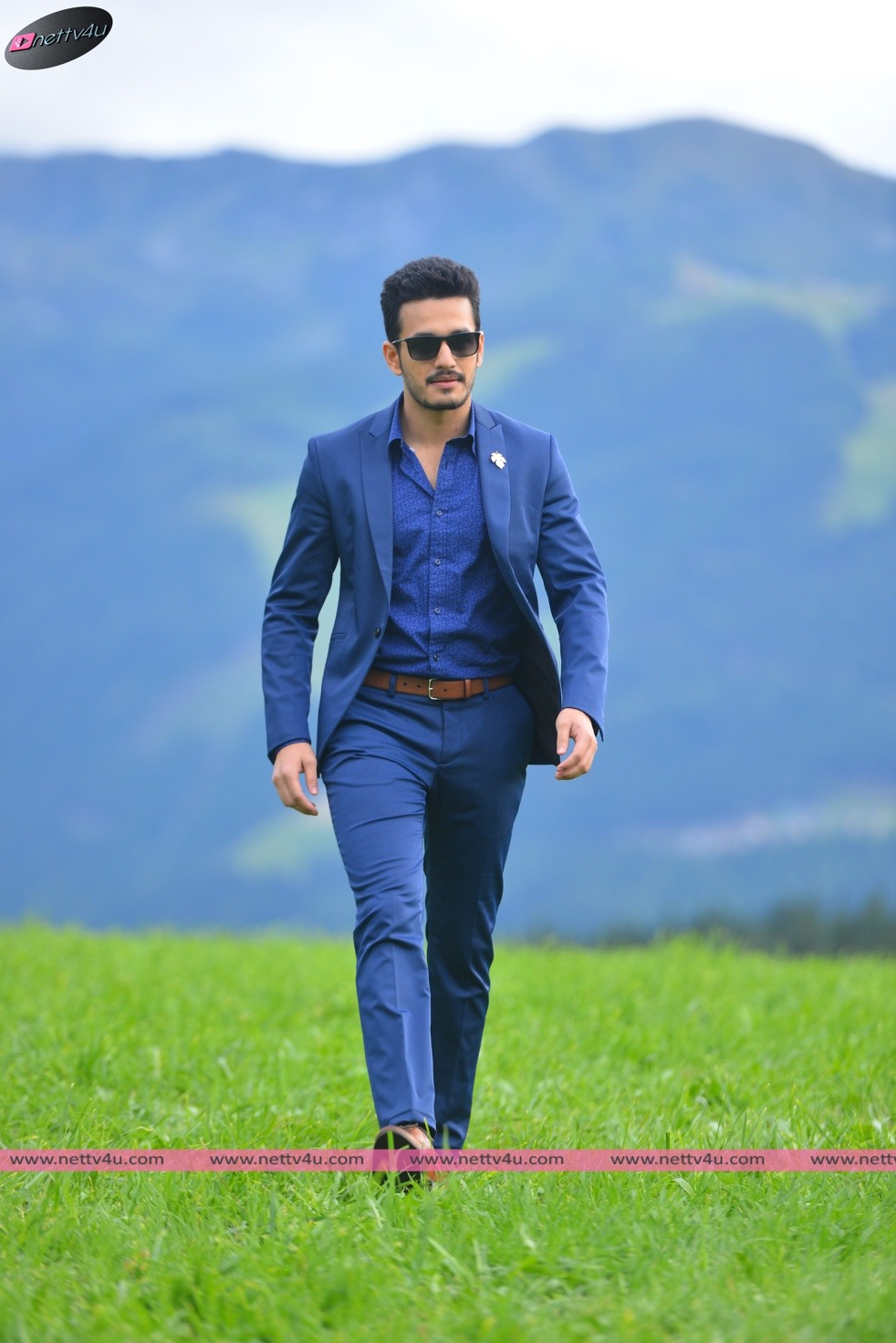 Akhil Telugu Movie Photos and Posters First Look