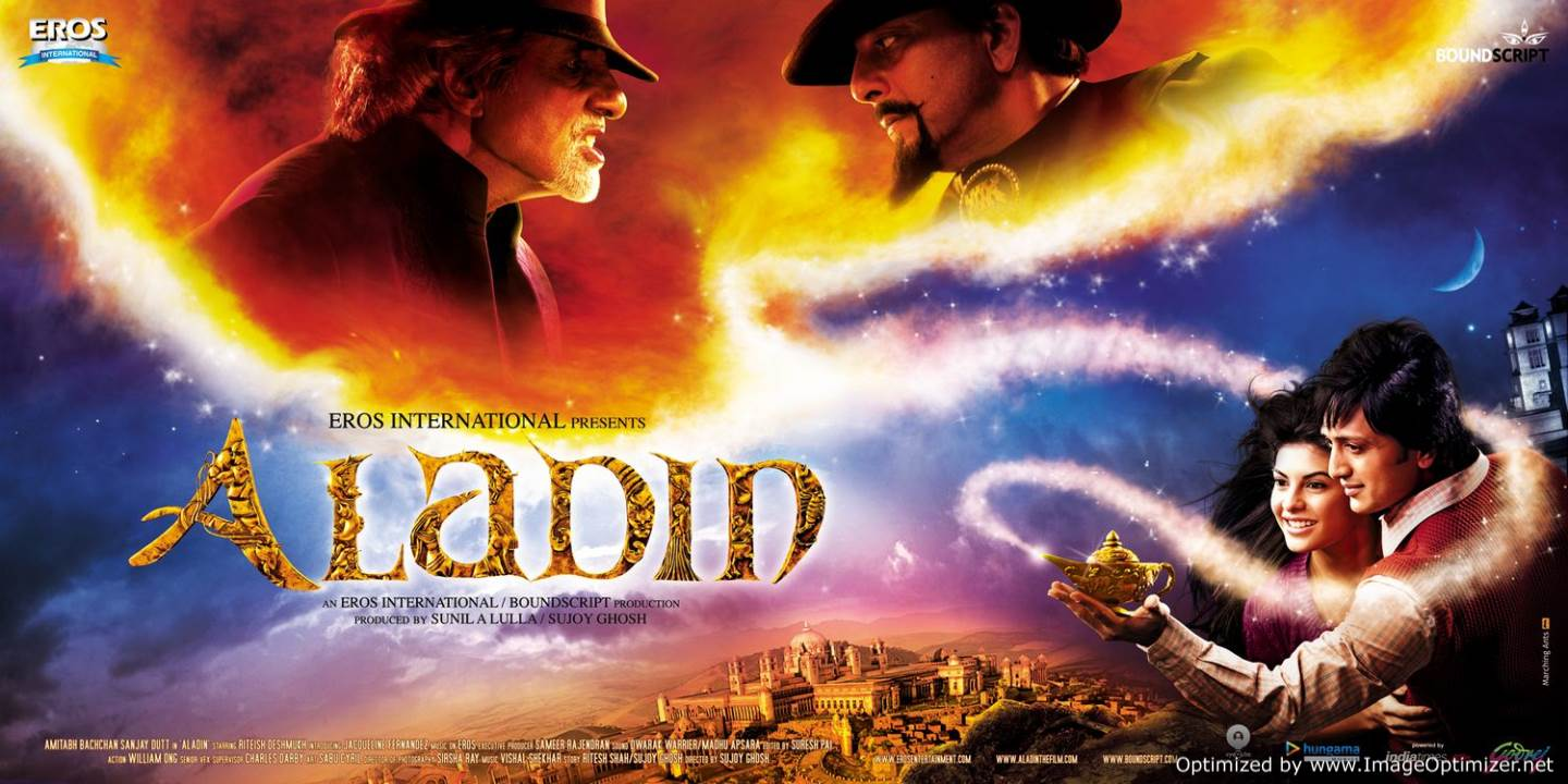 Aladin Movie Review Hindi