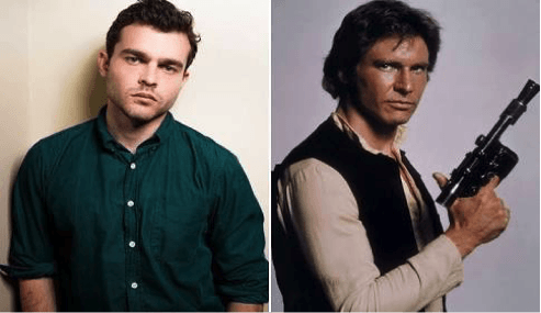 Alden Ehrenreich Will Be Playing Han Solo In The Second Star Wars Spin-off Movie