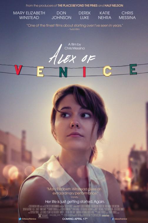 Alex of Venice Movie Review English