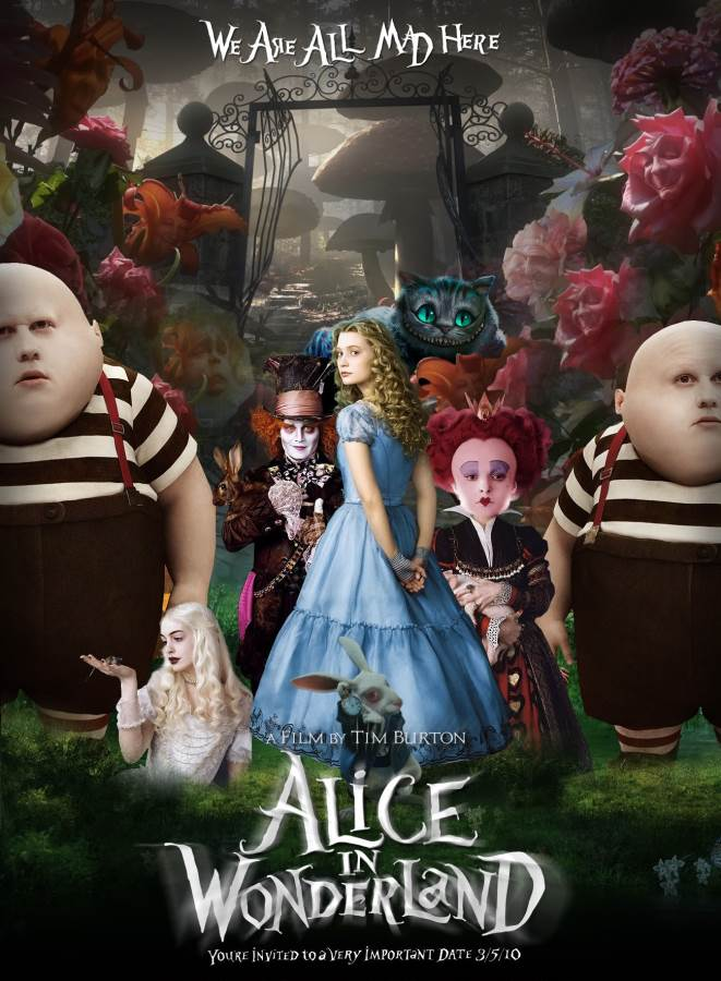 Alice In Wonderland Movie Review English