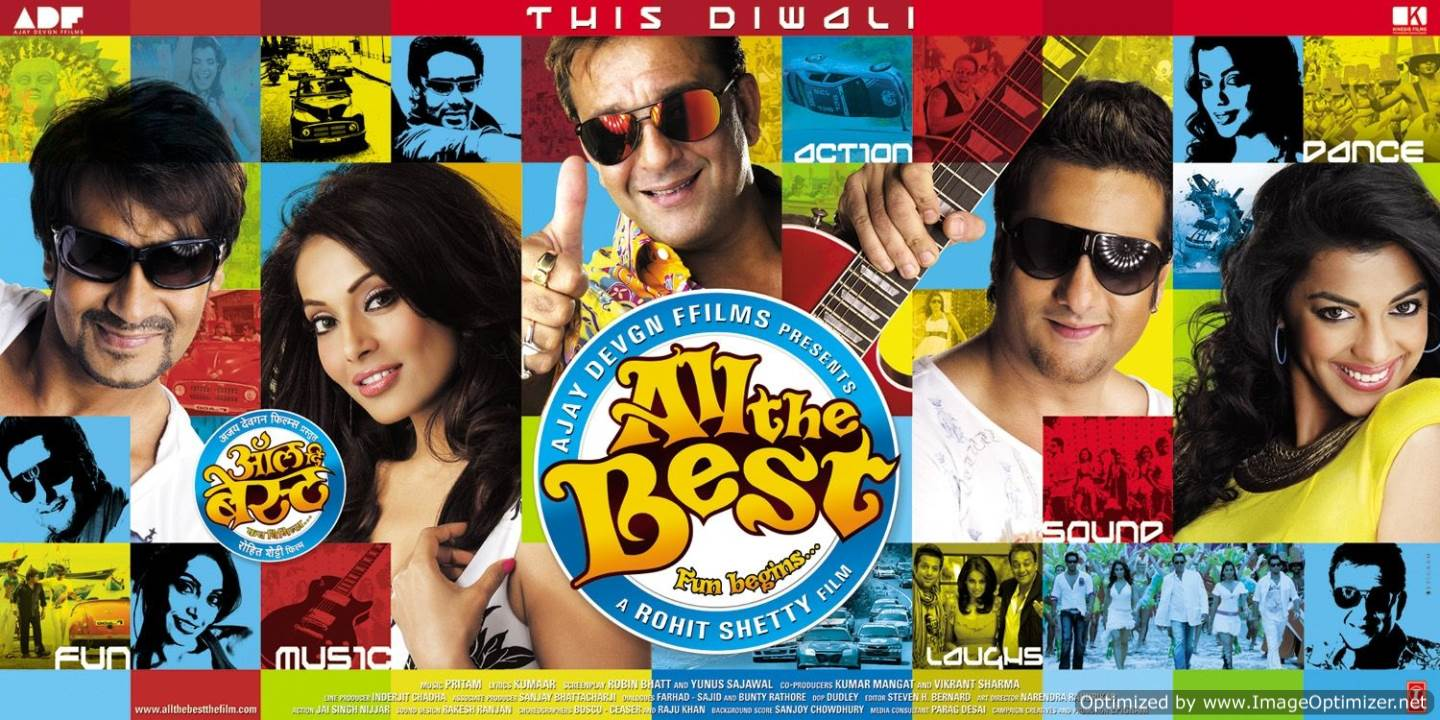 All The Best: Fun Begins  Movie Review Hindi