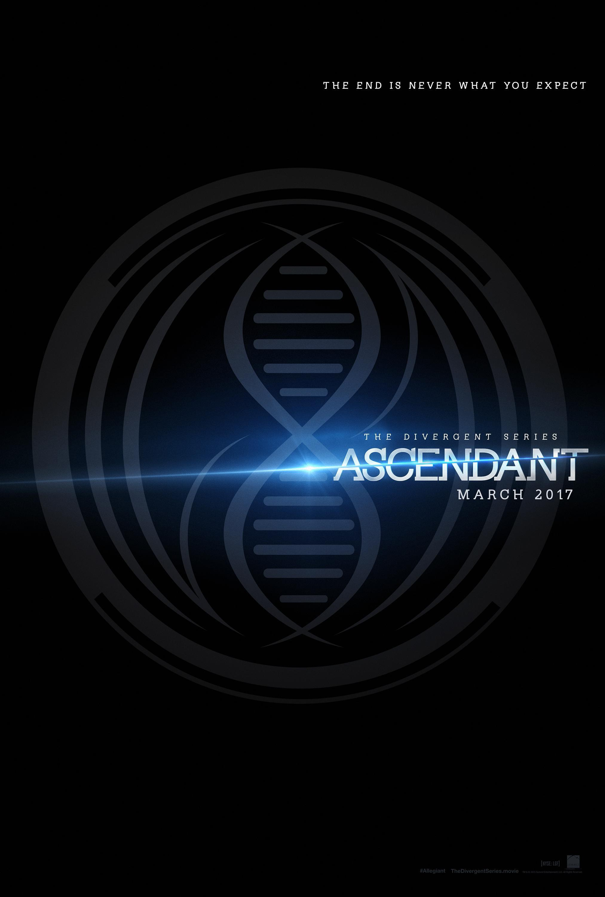 Allegiant: Part II to The Divergent Series: Ascendant Movie Review English