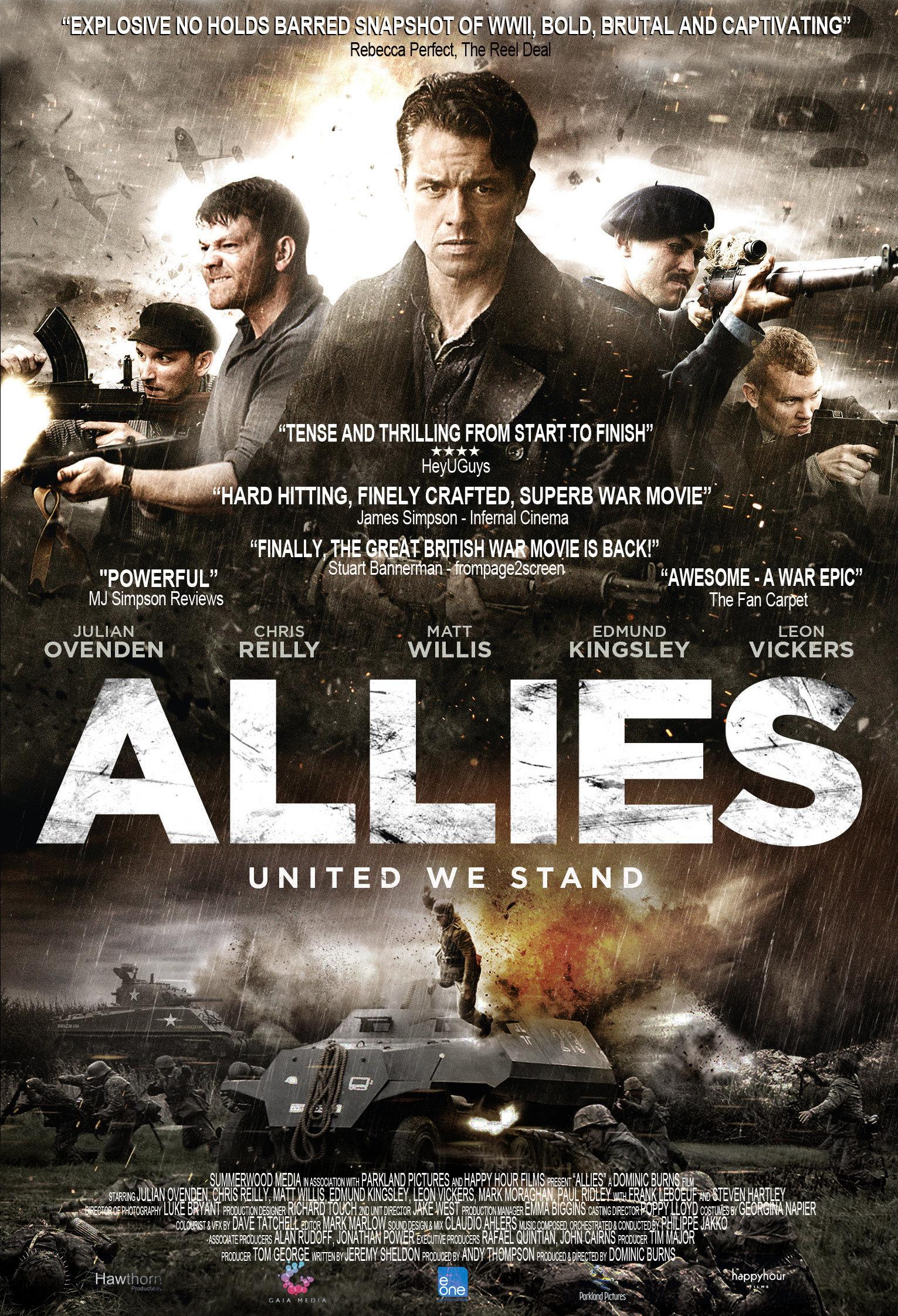 Allies Movie Review English
