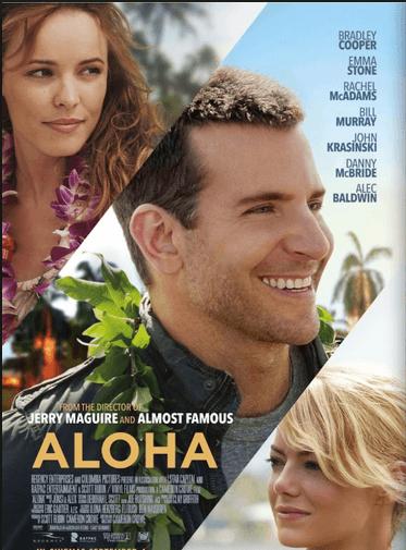 Aloha Movie Review English