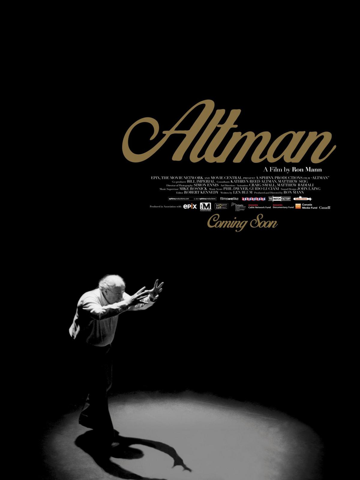 Altman Movie Review English
