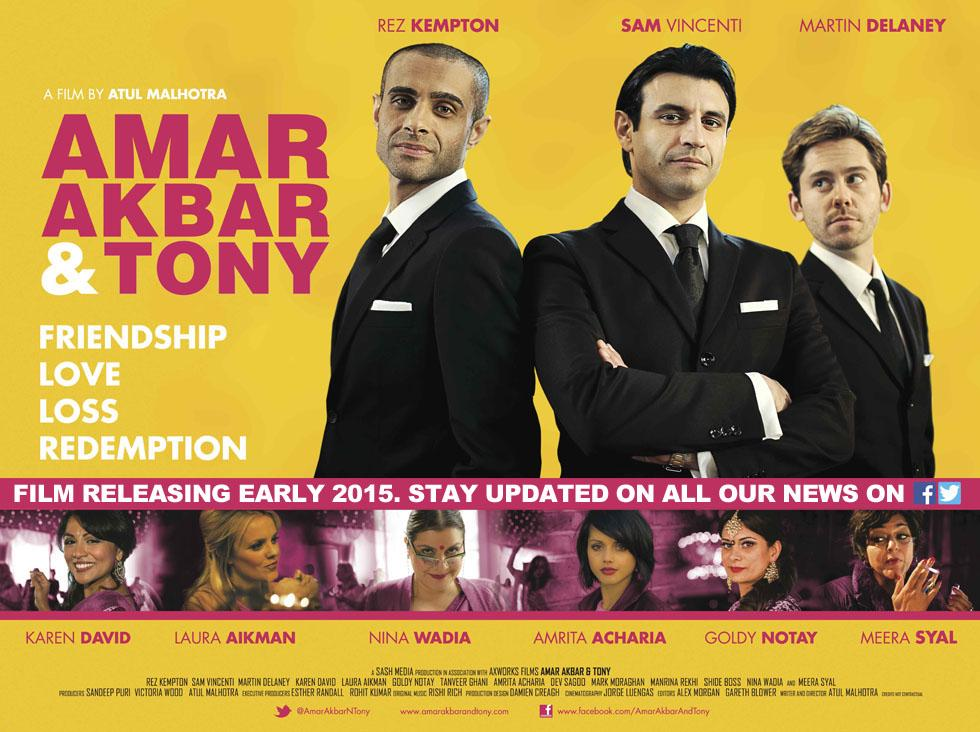 Amar Akbar & Tony Movie Review English