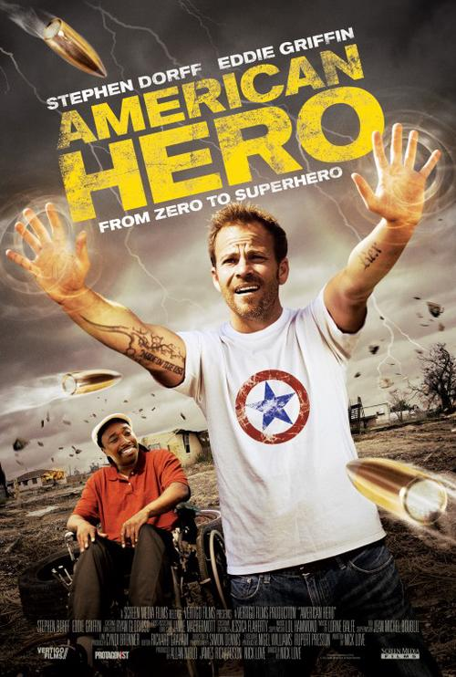 American Hero Movie Review English Movie Review