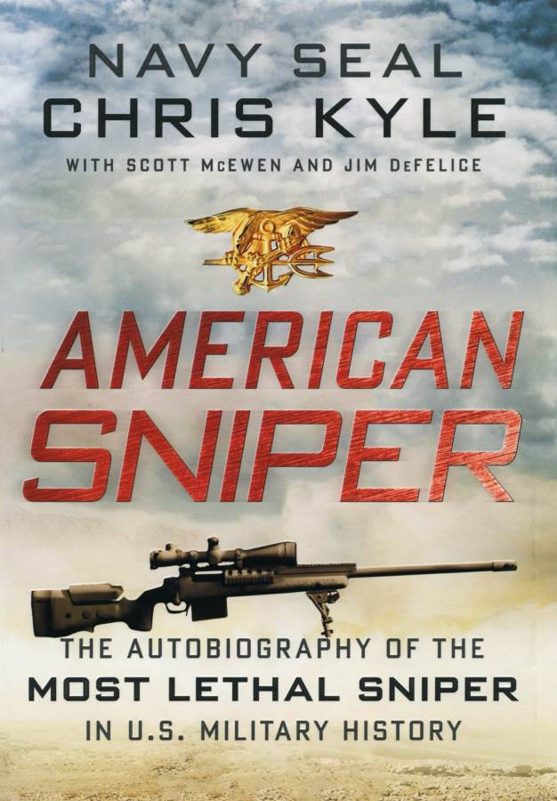 American Sniper Movie Review English
