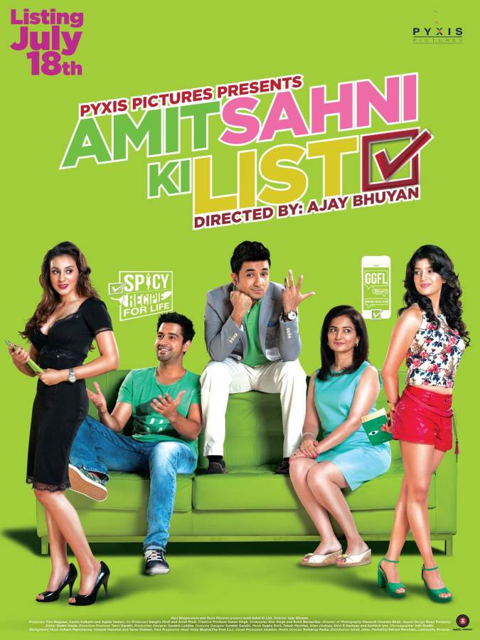 Amit Sahni Ki List Movie Review Hindi