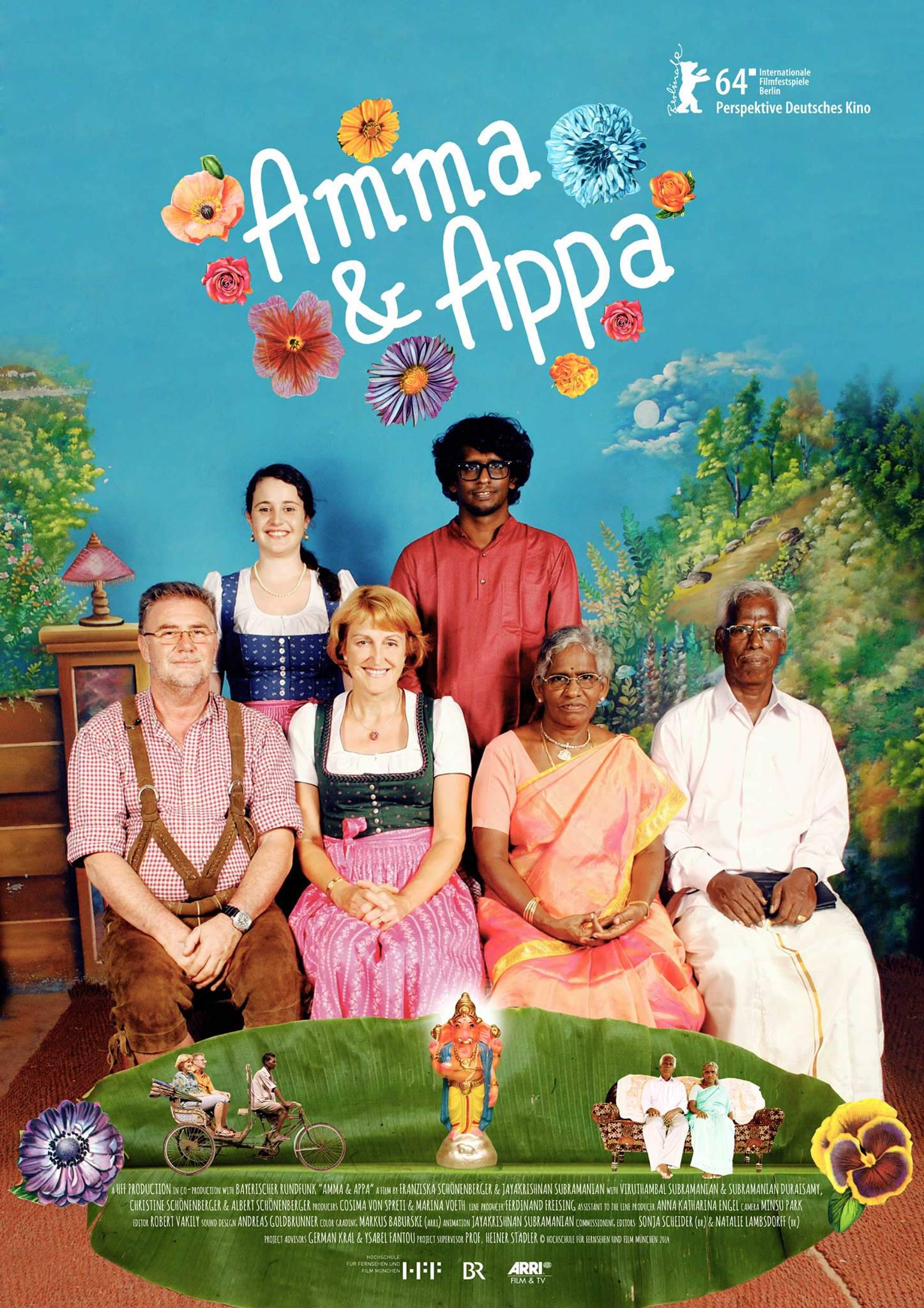 Amma & Appa Movie Review English