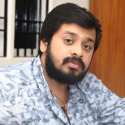 Amresh Ganesh Tamil Actor