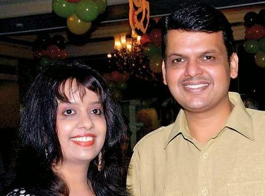 Amruta Fadnavis, Wife Of Maharashtra CM Debuts In Movie!