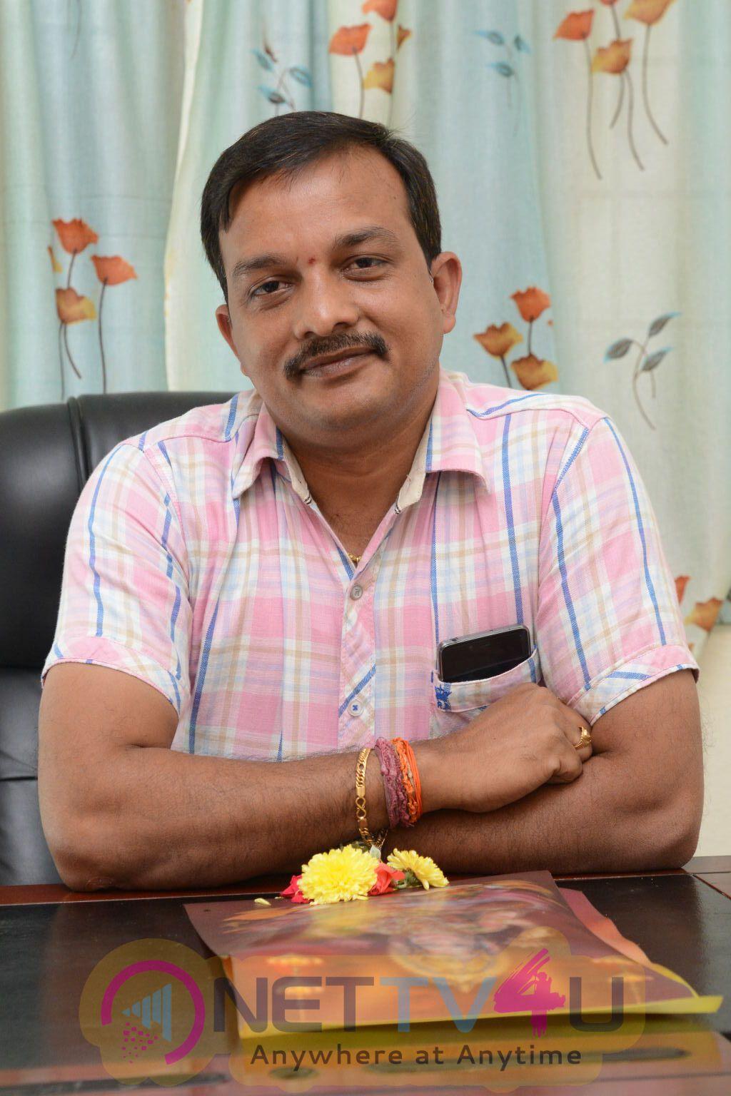Anaganaga Oka Chitram Press Meet Stills
