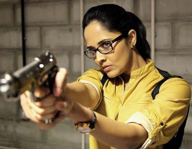 Anasuya As The Honest Police Officer!