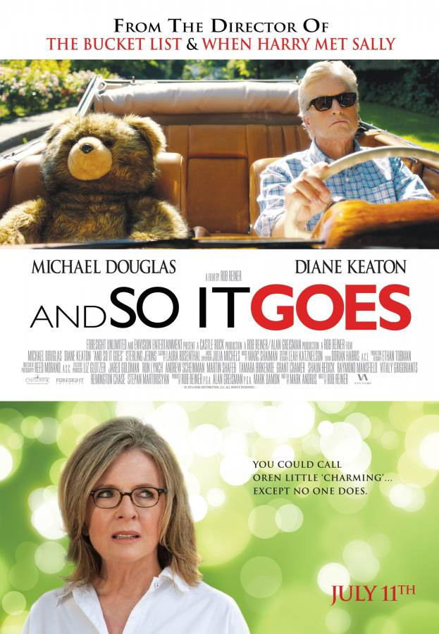 And So It Goes Movie Review English